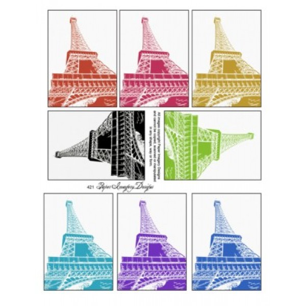 Eiffel Tower 421 For $3.99
