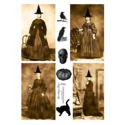 Vintage Witches 693