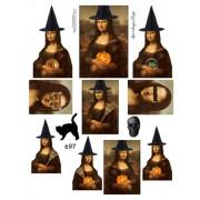 Witch Mona 697
