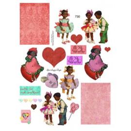 Valentine Babies 730