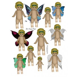 Charlotte Fairy Dolls 736