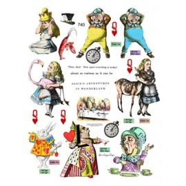 Alice in Wonderland 740