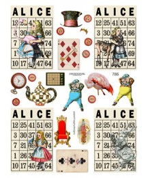Alice in Bingo 786