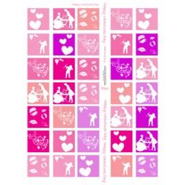 Valentine Inchies 833