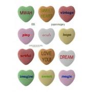 Mini Hearts 836