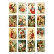 Valentine Postcards 838