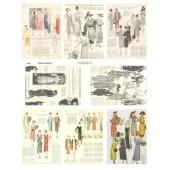 Fashion ATCs 840