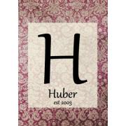 Letter Plate