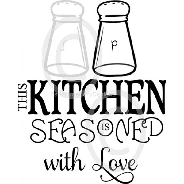 Download This Kitchen is Seasoned SVG