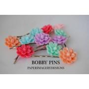 Daisy Bobby Pin