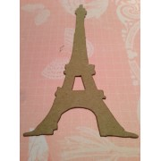 Eiffel Tower Die Cut