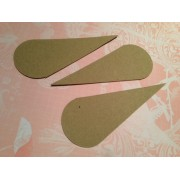 Flower Petal Die Cut