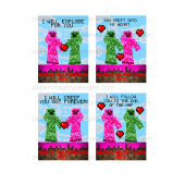 Creeper Valentines