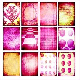 Pink ATC Kit
