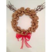 Rudolph Wreathe